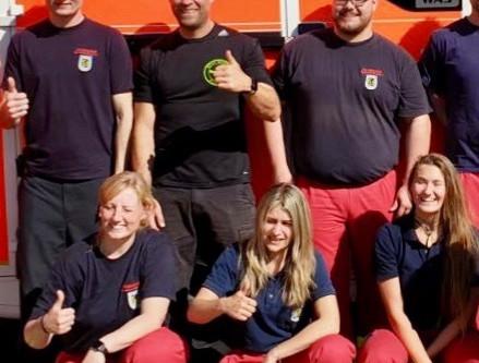 Fortbildung für den Rettungsdienst der Stadt Bergheim