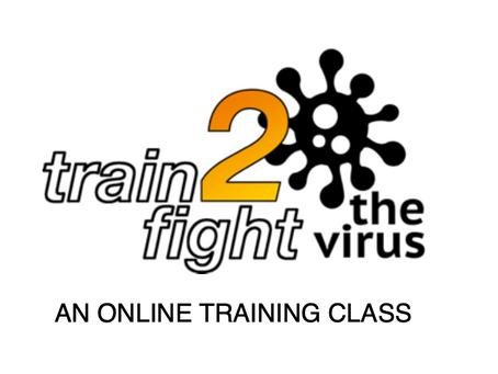 train2fight the virus