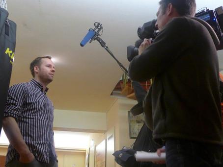 Presse-Interview zur Kampfsportszene in Deutschland