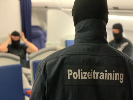 Fortbildung für Trainerteam der Bundespolizei