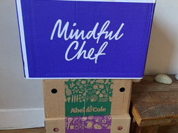 My dream wellness boxes ... and a special offer for you with Mindful Chef ...