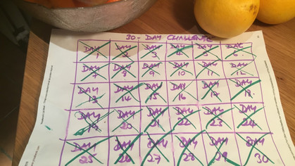 I've completed the Whole30 ... what next?