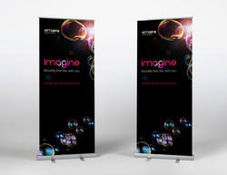 Imagine Roller Banners