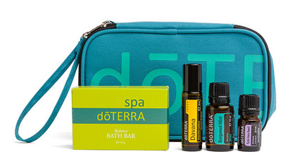 Two delightful doTERRA offers this month as we head into Spring ...