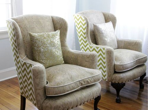 Traditional Wingback