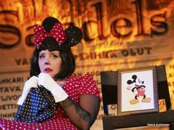 Olivia Mouse