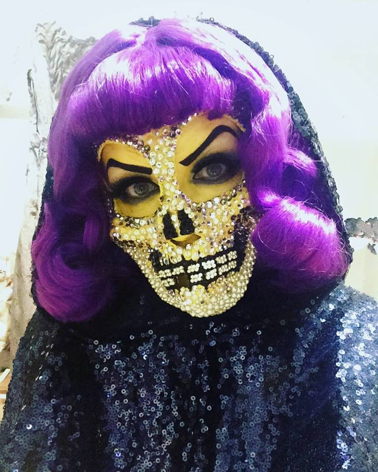 Mistress Skeletor 2018