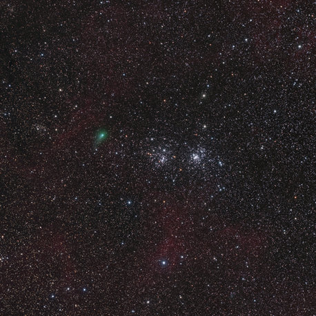 Cometary Visitor