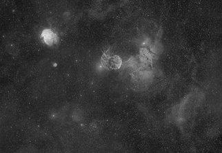 NGC 2174 with IC 443, 444,