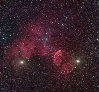 IC 443 and 444