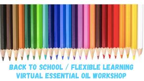Back to School / Flexible Learning Workshop LIVE