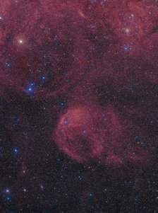 The Manta Nebula (Sivan 2)