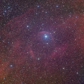 Bow shock in Camelopardalis