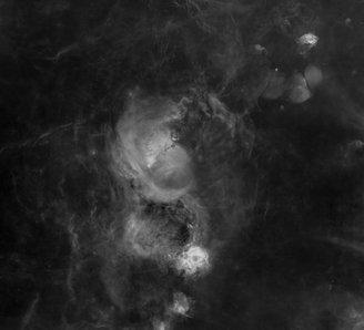 Starless in Monoceros
