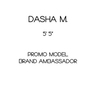 Dasha M.