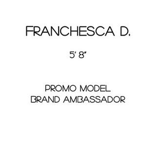 Franchesca D.