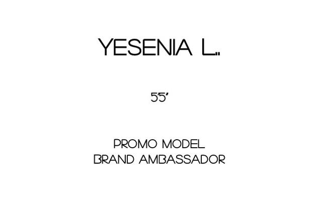 Yesenia L.