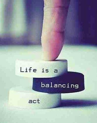 life is a balancing act szöveg