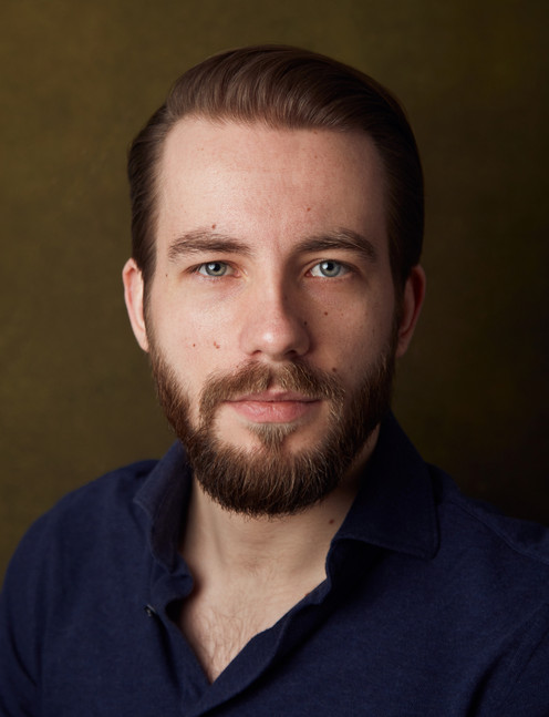 Headshot by Rory Lewis