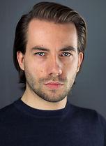 Geoffrey Alkemade headshot