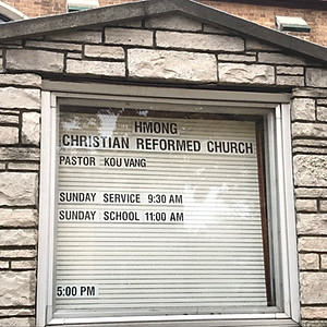 Church Visit '18 Hmong CRC, Sheboygan IL
