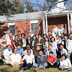 Nov. 2008 SEAPI Retreat in Winfield, IL