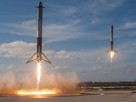 SpaceX - Only in America
