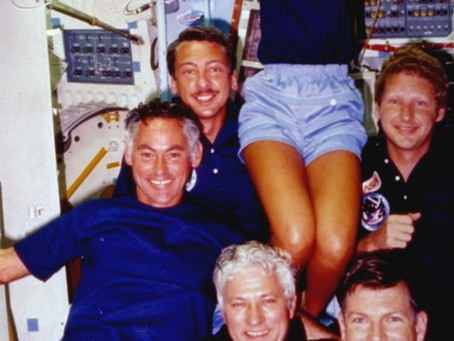 Why are astronauts weightless? If you think it's because there's no gravity, you're wrong.
