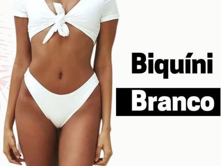 Biquíni Branco: angelical e sensual, ele é hit de moda nas praias