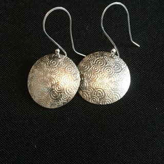 Drop earrings Victoria Noyes
