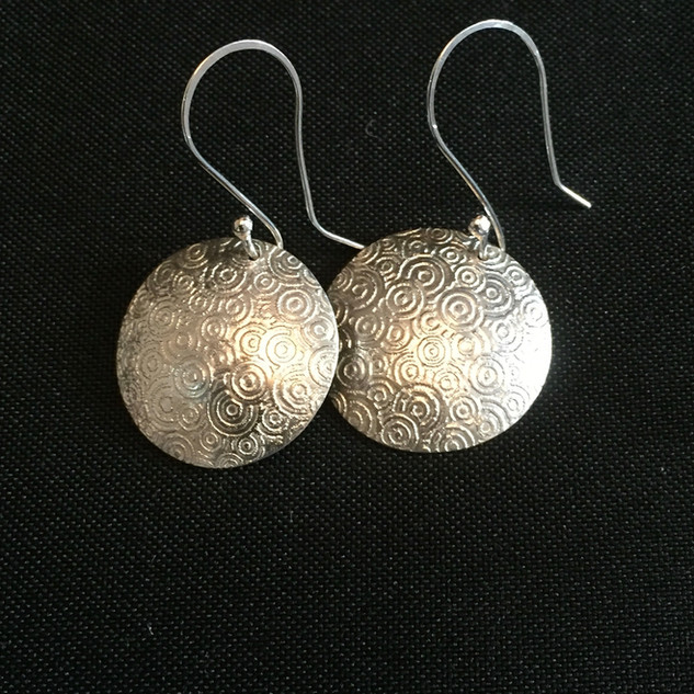Drop earrings Victoria Noyes