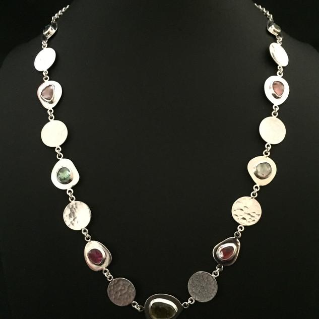 Tourmaline necklace Victoria Noyes