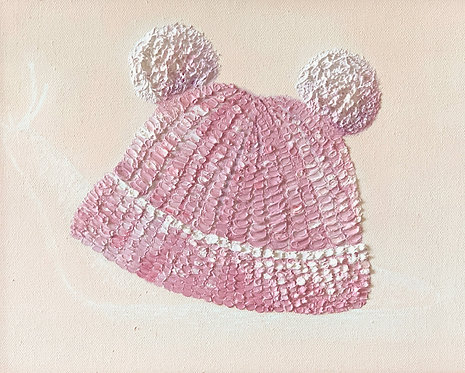 Baby hat by Eva Ho
