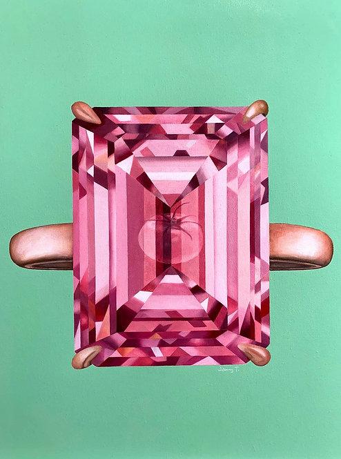 Value - Diamond series (Pink 2.0) by Janny Tsang