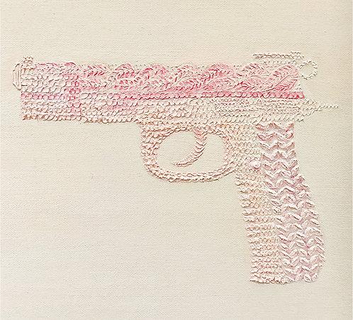 CZ 85B (the pistol) by Eva Ho