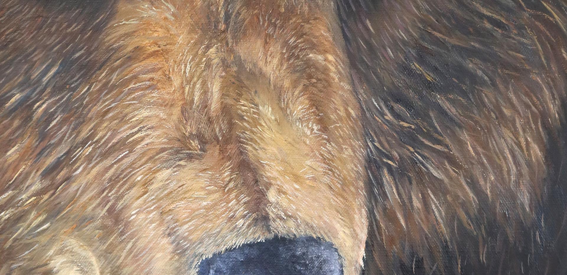 Debbie Kwok - Bear Series, The Bear, 201