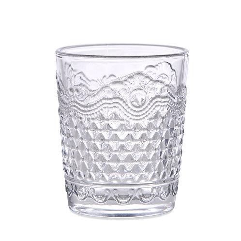 Provincial Glass Tumbler (set of 4)
