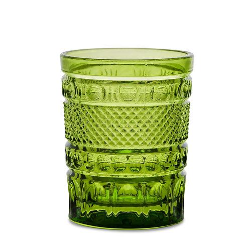 Tiki Glass Tumbler  (set of 4)