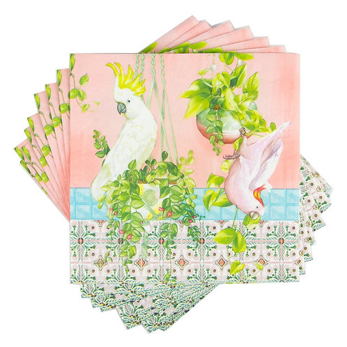 Tropical Abode Napkins