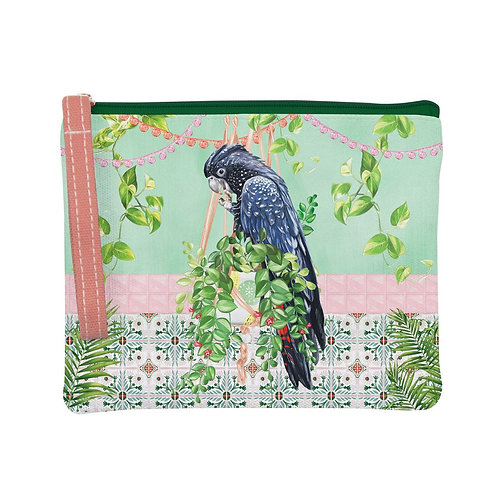 Tropical Abode Coin Purse