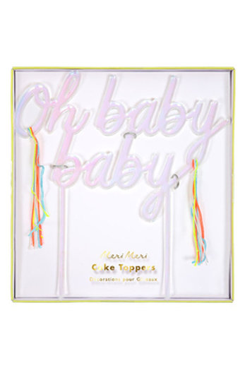 Cake Topper (Oh Baby Baby)
