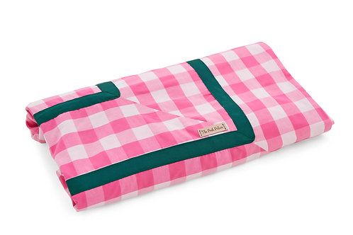 Pink Posh Picnic Blanket