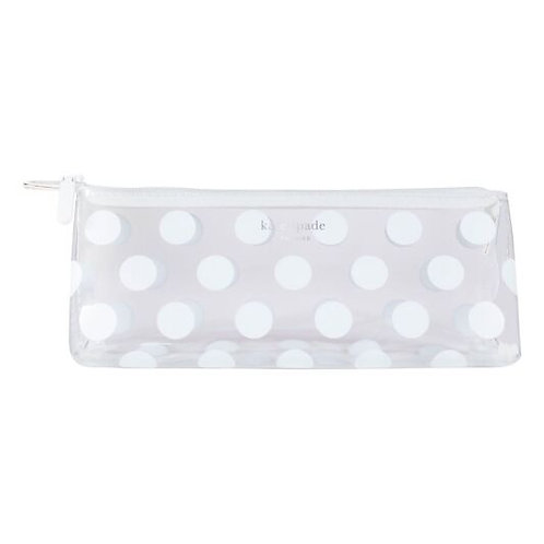 Kate Spade Jumbo Dot Pencil Case