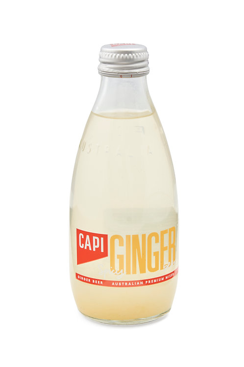Spicy Ginger Capi