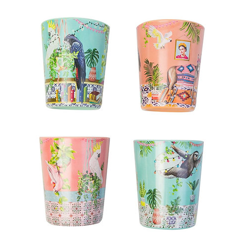 Tropical Abode Cups