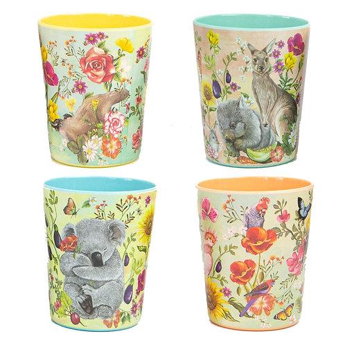 Secret Garden Cups