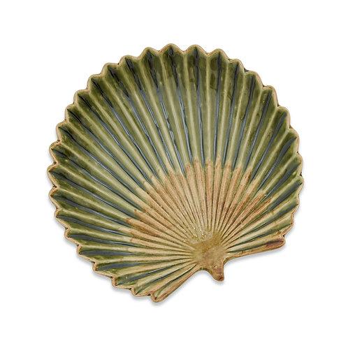 Small Palm Plates (set of 4)