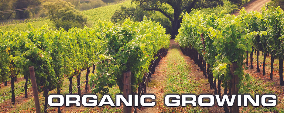 Organic growers, hydroponic, safe