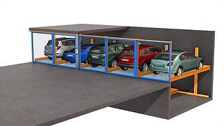 KLAUS Multiparking - Semi Automatic Parking Systems - TrendVario 6100