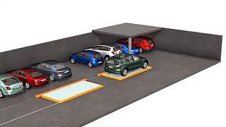 KLAUS Multiparking - Parking Pallets - ParkBoard PE-PH